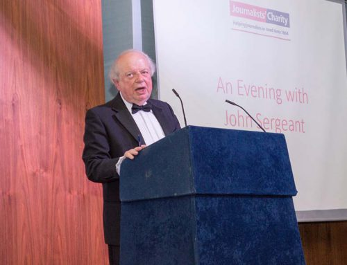 Comtek Sponsors An Evening With John Sergeant
