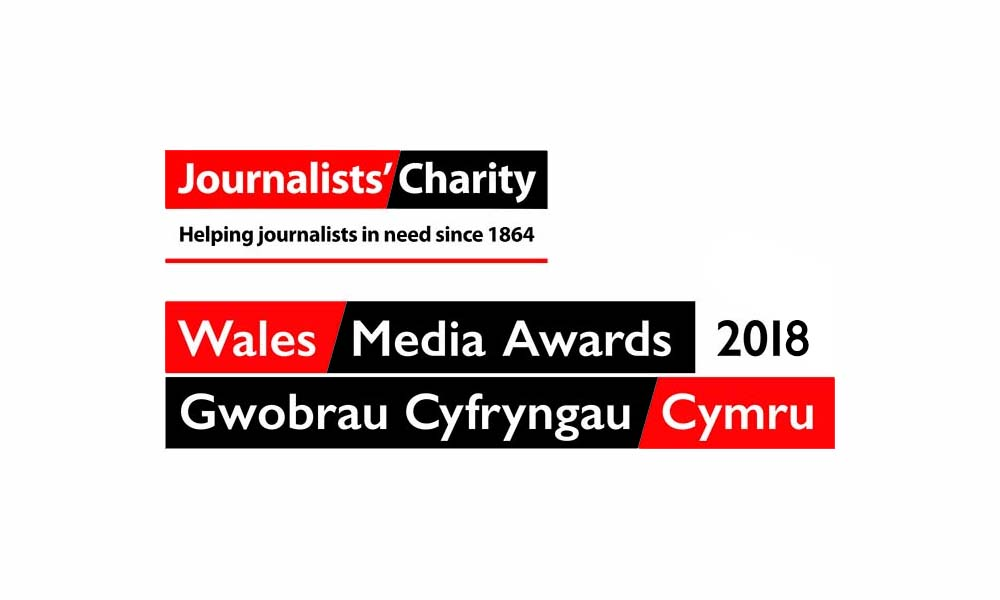 Wales Media Awards Logo