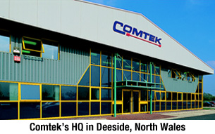 Comtek UK HQ