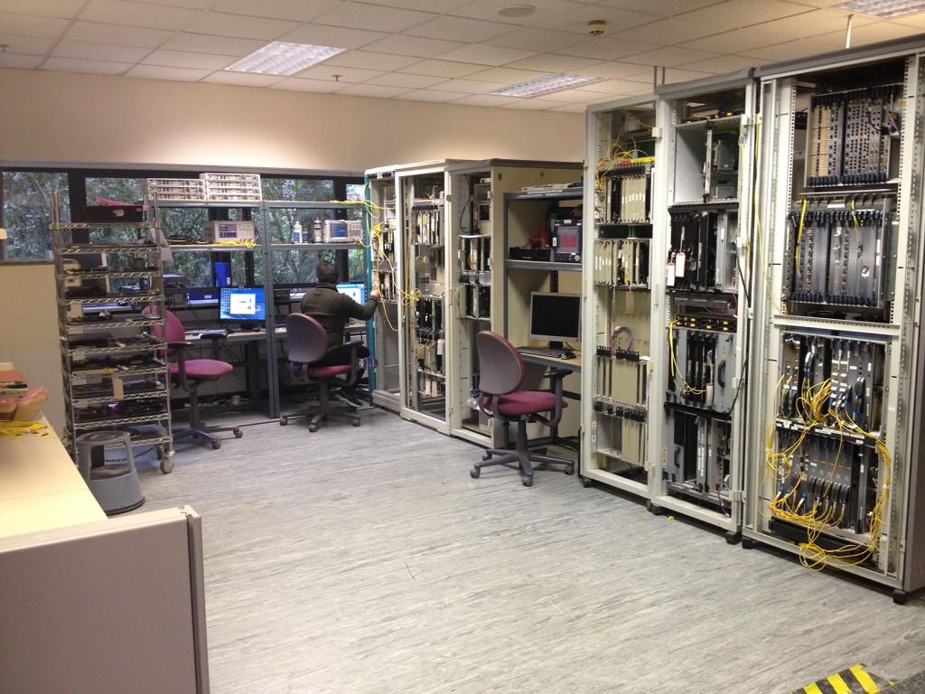 Belfast Marconi Lab