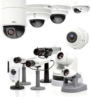 Axis Camera Repairs - Cameras