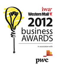 Western Mail Business Awards 2012