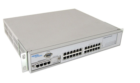 Nortel restaurado Hardware