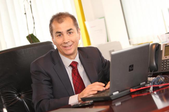 Askar Sheibani - Comtek CEO